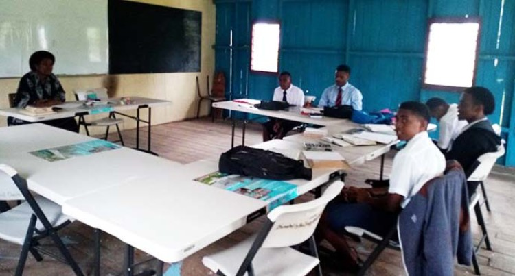 Kadavu Circuit School Reopens With 5 Students
