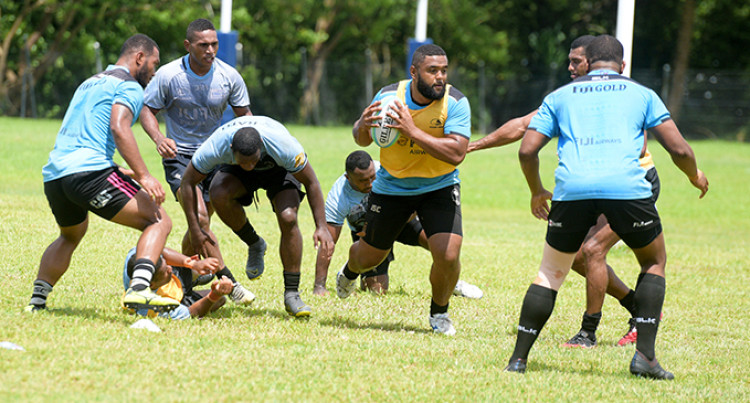 Jiuta Wainiqolo and Chris Minibi Join Fijian Warriors