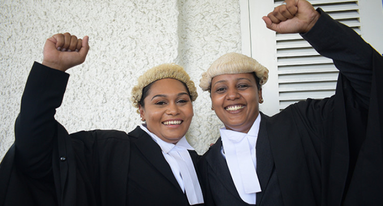 Lawyer Shares Message Of Humble Beginnings And Way Forward