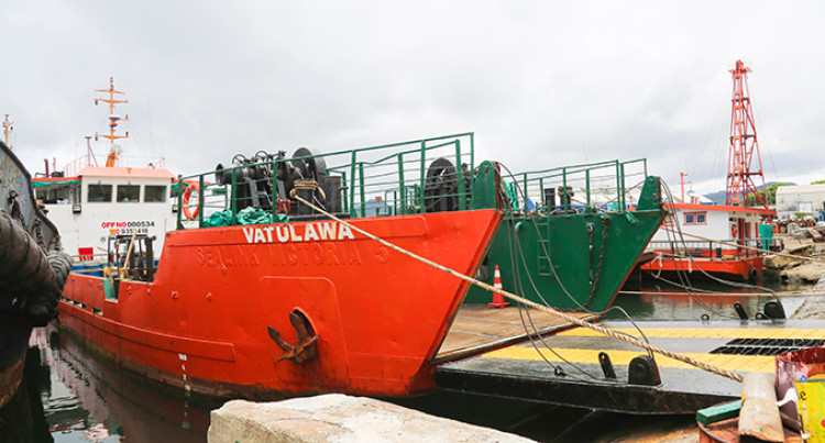 MLC Vatulawa Takes Much Needed Fuel To Rotuma