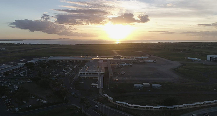 Nadi International Airport  Shortlisted For Scenic Approach