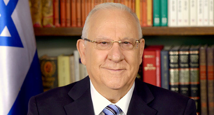 Israeli President Rivlin Arrives Feb 20 For Official Visit To Fiji