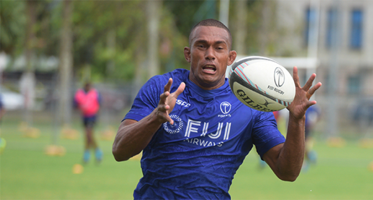 Dream Fijian 7s Selection For Volivoli