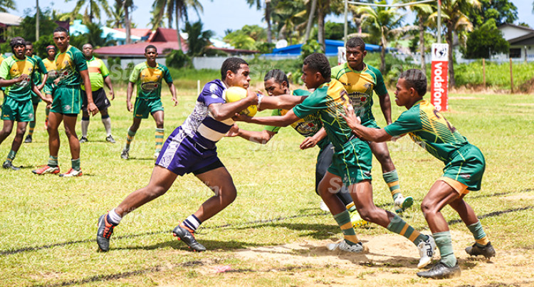 John Wesley College Target Rugby League Finals