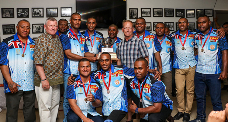 Fijian Teams End Six-Year Title Drought