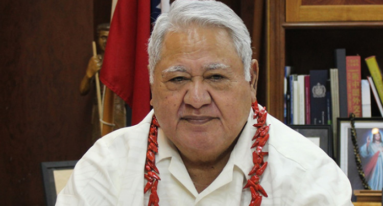 Samoan PM Tuilaepa Tells Of The Fiji Airways And Samoa Airways Issue