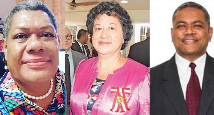 Seeto Leads New Faces On Investment Fiji Board