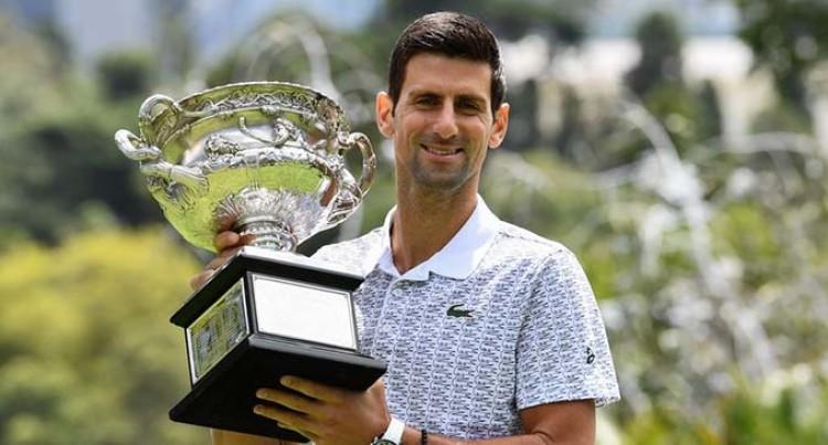 Djokovic Says Federer, Nadal Inspire Him To Play Best Season Ever