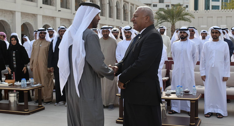 Fijian Troops Could Be Heading To Oil-Rich United Arab Emirates Soon To Guard Assets, Interests