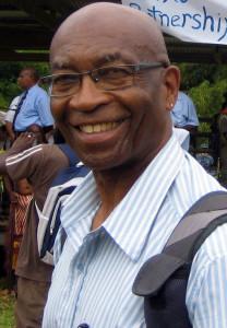 Professor Fred Merchant.