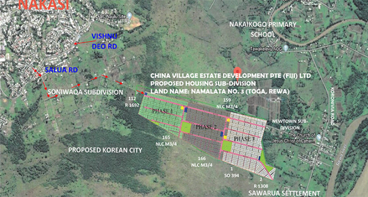$120m Housing Subdivision That Will Link Nakasi To Lokia Underway With Groundwork
