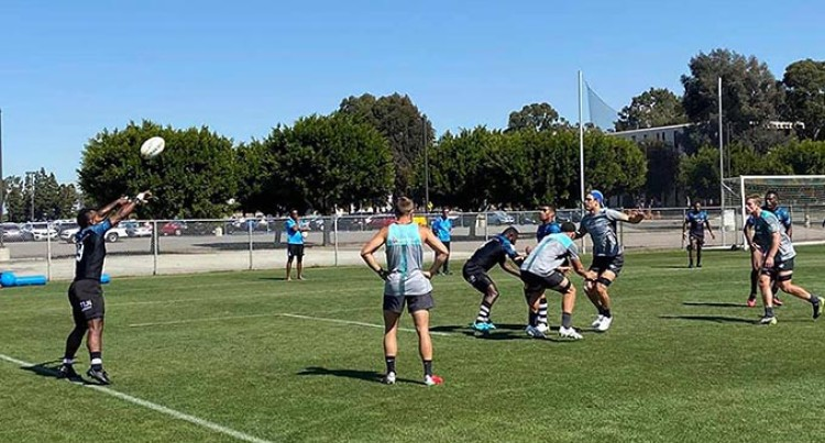 Los Angeles 7s: One Game At A Time Says Fiji 7s Coach