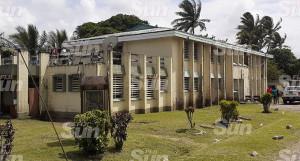 The old Navua hospital.  Photo: Ronald Kumar
