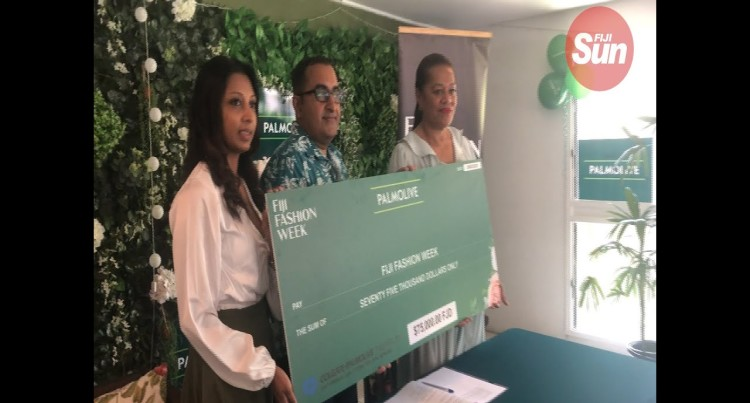 Palmolive Secures Naming Rights Sponsor For Fiji Fashion Week 2020