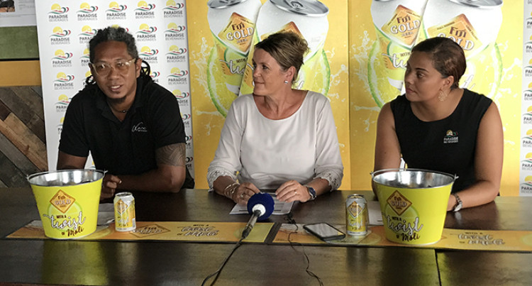 Paradise Beverages Continues Support For Suva's 'Biggest Food And Music Festival'