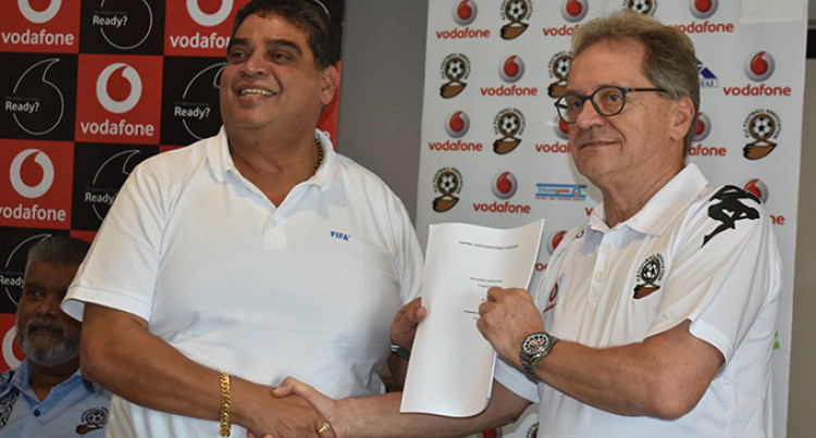 Flemming Serristslev Seals Deal With Fiji Football Association As New Head Coach