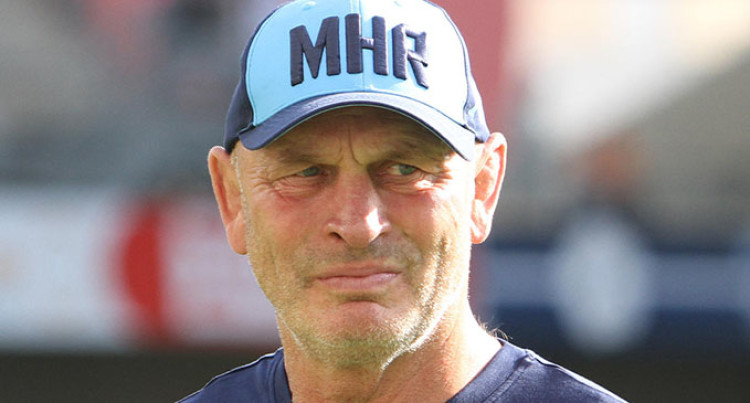 Flying Fijians Coach Cotter Eager To Get Back Into Rugby