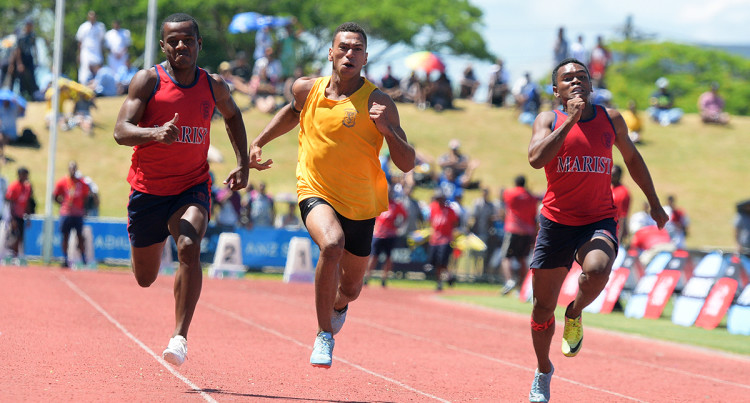 Action From The Suva Zone 2 Competition