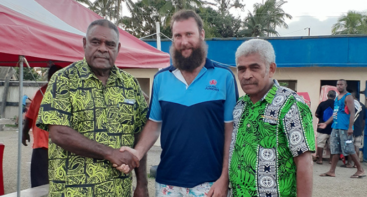 Former NSW Waratahs U18 Coach, Gus Anderson, Leads Serua Rugby