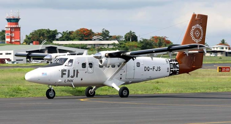 COVID-19: Fiji Link To Suspend All Outer-Island Flights