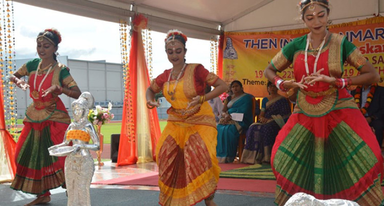 20,000 People Expected In Suva For 93rd Sangam Convention