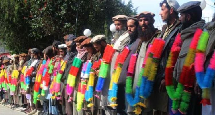 42 IS Militants Surrender In Eastern Afghan Province