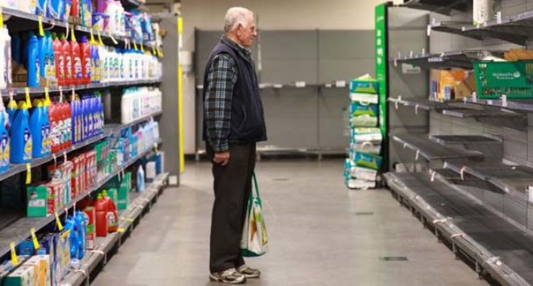 """Aussie Supermarkets Crackdown On """"Panic-Buying"""" With Strict Purchase Limits"""