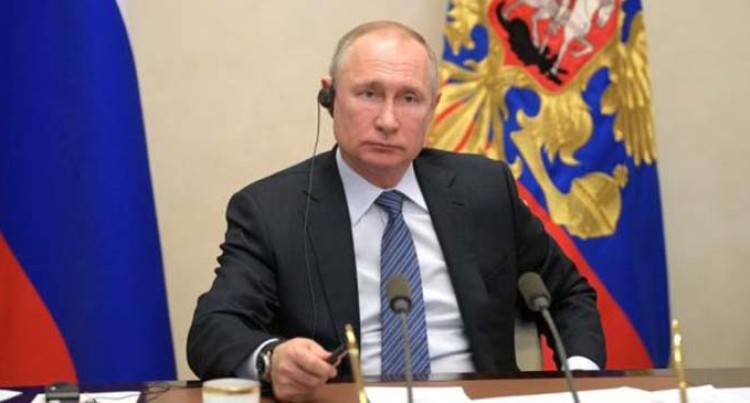 Putin Urges G20 To Lift Sanctions On Essential Goods Due To COVID-19