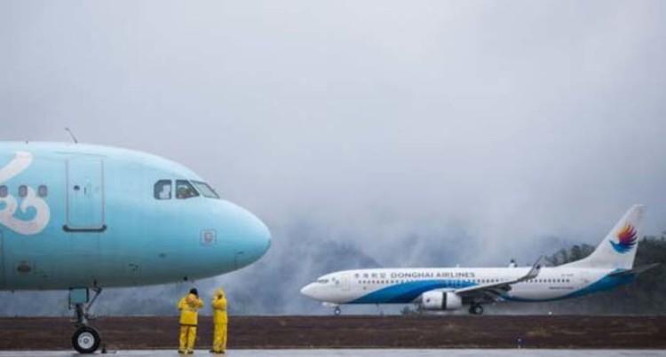 Domestic Flights Resumed In Hubei Province Except Wuhan