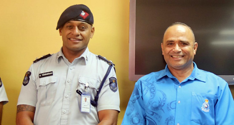 Inspector Tamanisau Jets Out For 7 Months Secondment To New Zealand Police HQ
