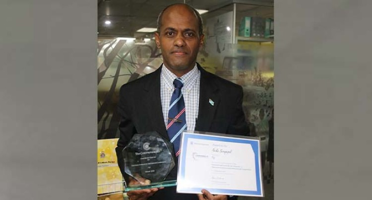 SSP Neiko Receives International Cross-Border Investigation Exercise Award