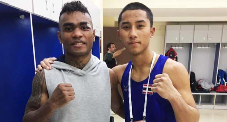 Hill, Koroilagilagi's Olympic Dream Over