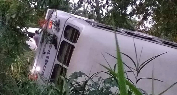 Woman Killed In Nadi Bus Accident