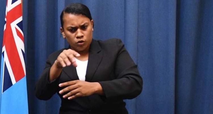 Sign Interpreter Cook Vilified On Social Media