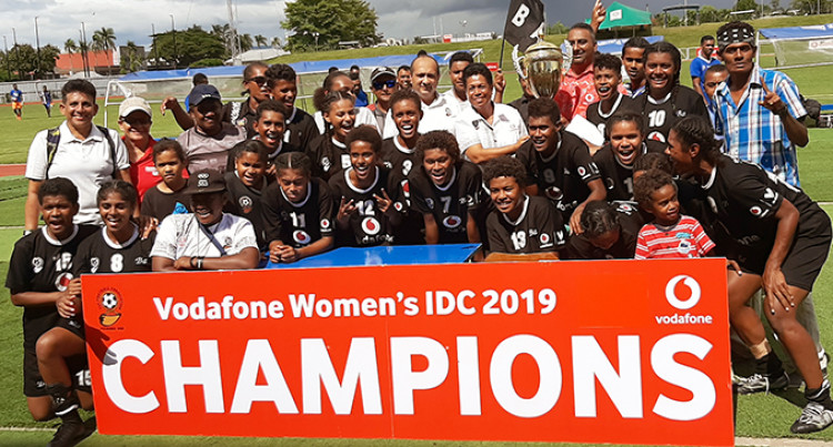 Vodafone Women's IDC: It Was Sweet Revenge