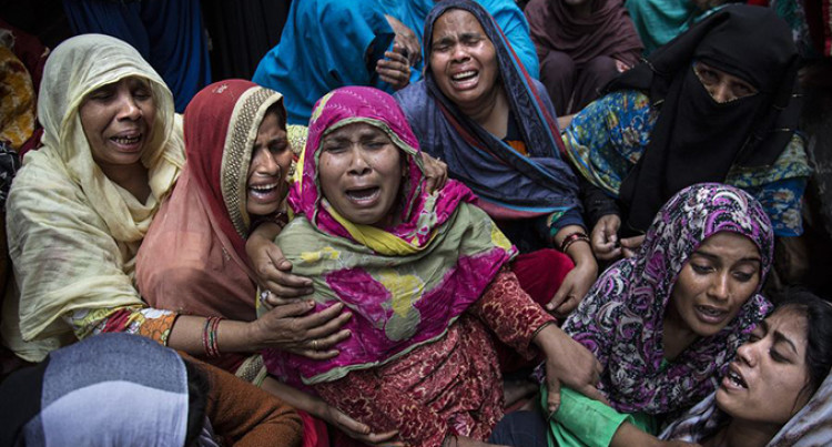 Death Toll From Indian Capital Communal Violence Rises To 46