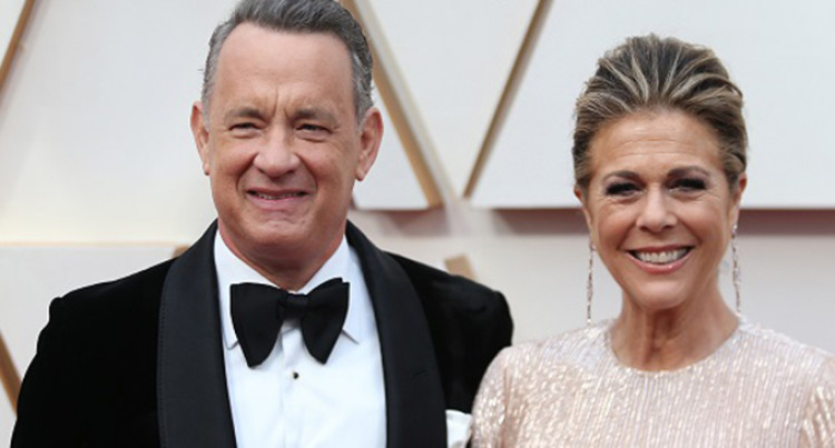 Hollywood Star Tom Hanks, Wife Diagnosed With COVID-19 In Australia