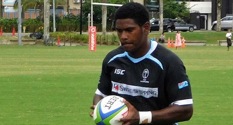 Samusamuvodre Ready To Lead The Fijian Warriors