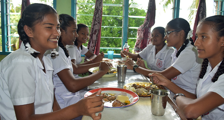 Naleba College Pilots Lunch Programme As Part Of Healthy Diet Initiative