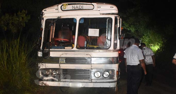 Woman, 24, Dies In Bus Crash Along Votualevu, Nadi