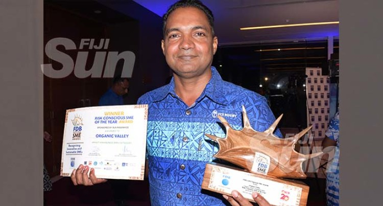 Award Encourages Buksh To Expand Business