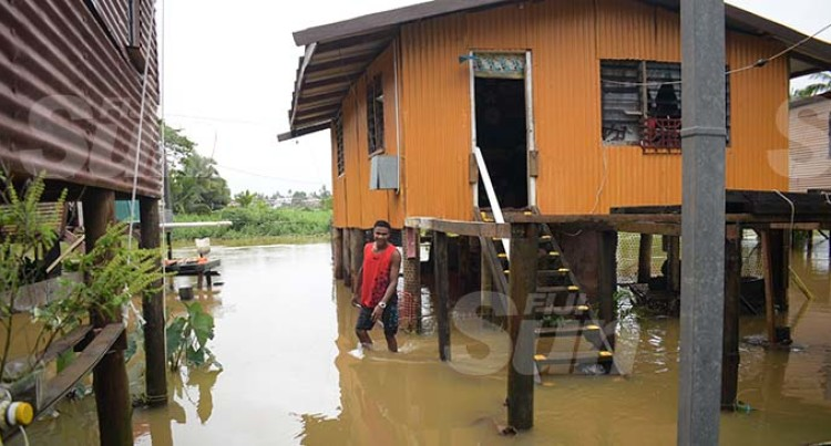 Residents Fear As Continuous Rain Floods Homes