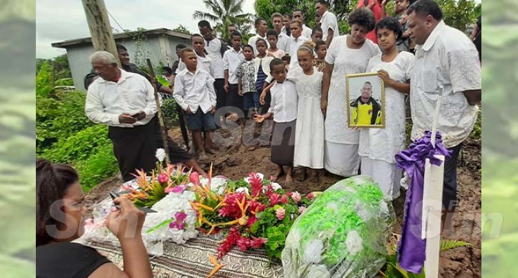 Nasilasila Family Lays Son To Rest