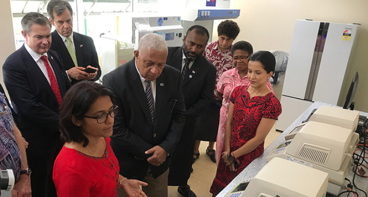 Testing For Coronavirus To Be Done Locally At The New Fiji Centre For Disease Control