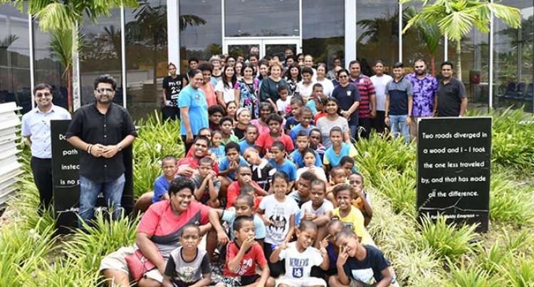 Sai Prema Revisits School Of Deaf