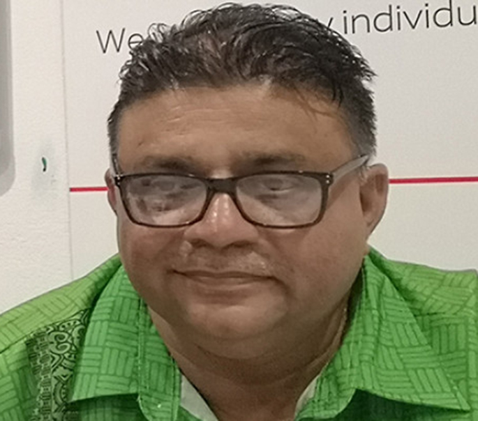 Raj Sharma, Chairman for Fiji Rice Limited, Copra Millers of Fiji Limited and Food Processors Fiji Limited.