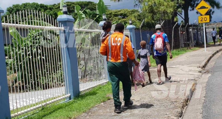 COVID-19: Lautoka Parents Take Children Home From School