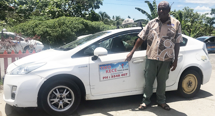 New Logo, Installation Of GPS In All Vehicles Now Priority For Tiko Kece Taxis