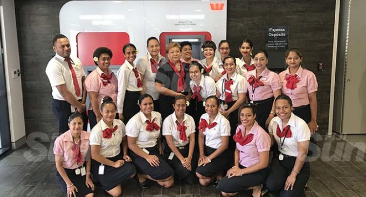 Westpac Fiji Unveils New Superbranch