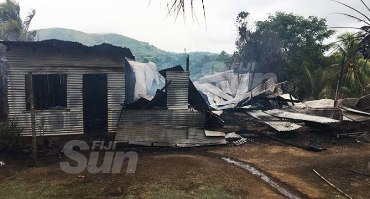Six People Homeless After Morning Blaze In Labasa